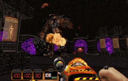Duke Nukem 3D Is Coming To Switch Soon Amid Current Lawsuit