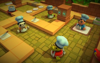 Free Games You Can Claim Now On PS4, Xbox One, PC, And More: Get Overcooked For Free On PC Right Now
