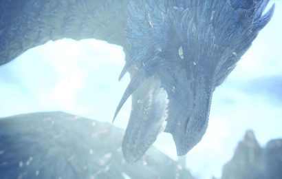 Monster Hunter World: Iceborne's Fourth Title Update Gets A Release Window