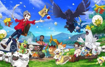 Pokemon Sword / Shield DLC: Every Old Pokemon Coming Back In Isle Of Armor & The Crown Tundra