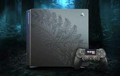 The Last Of Us Part 2 Limited-Edition PS4 Pro Back In Stock Right Now