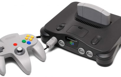 Single Nintendo Switch Game Card Could Hold Every N64 Game Ever Made, Report Shows