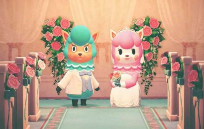 Animal Crossing: New Horizons Wedding Season Open, Offers Special Furniture And Clothes