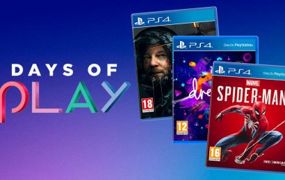 PlayStation Days Of Play Sale Has Great Deals On Games, PS Plus, And More