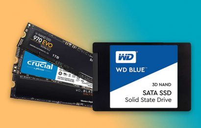 The Best SSDs To Buy In 2020: SATA, M.2., And NVMe Drives You Can Buy Right Now