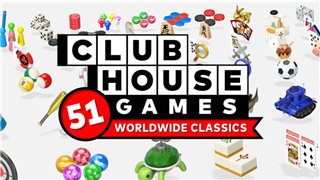 Switch-Exclusive Clubhouse Games: 51 Worldwide Classics Launches Alongside Demo