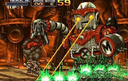 Metal Slug Is Returning To Consoles And Mobile This Year With Two New Games
