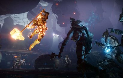 Destiny 2 Cross-Play Is On The Roadmap, But Not This Year