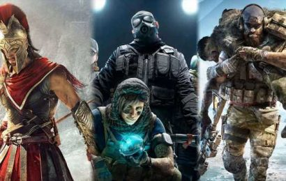 PC Games Sale Discounts Fantastic Shooters And Open-World Games