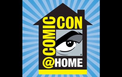 Comic-Con Reveals The At Home Convention Will Be Free In Late July