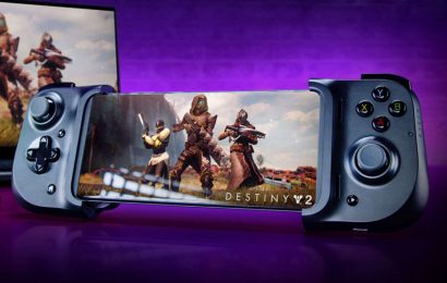 New Razer Kishi Smartphone Controller Makes Playing Project XCloud Games More Fun