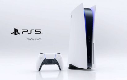 PS5 Design Revealed: Curvy Console, Controller, And Accessories