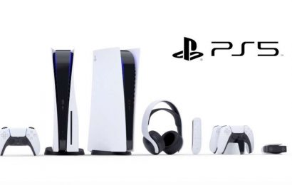 Slate Of PS5 Accessories Revealed