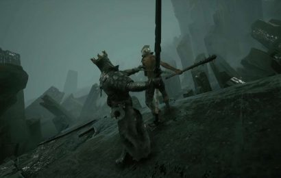 Mortal Shell: New Gameplay Trailer Still Looks Like Dark Souls, But With More Bondage Gear