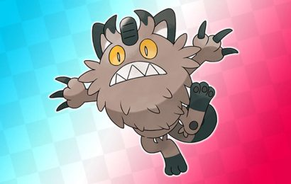 Pokemon Sword / Shield: Get A Free Galarian Meowth For A Limited Time