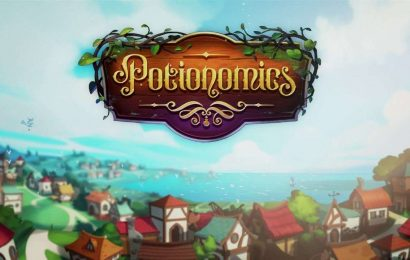 Potionomics, A Management Sim From XSEED Games, Revealed At PC Gaming Show
