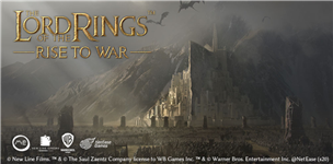 New Lord Of The Rings Game Announced For Mobile