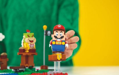 Super Mario Lego Full Lineup Revealed, Features A Whopping 10 Expansions At Launch