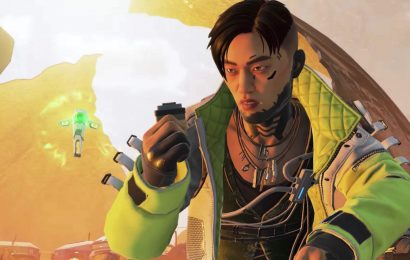 Apex Legends Event Lost Treasures Adds Crypto Town Takeover