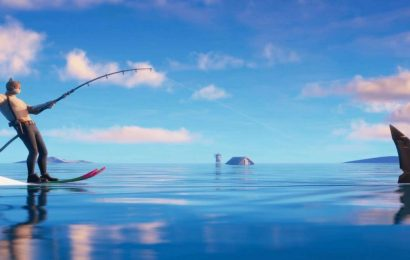Fortnite's New Loot Sharks Are Spicing Up Season 3