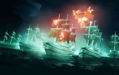 Sea Of Thieves Gets Ghost Ships In New Content Update