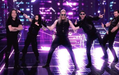 Twitch DMCAs Be Damned, DragonForce Will Let Anyone Stream Its Music