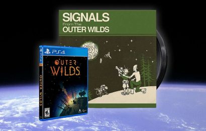 Outer Wilds' Limited-Edition Vinyl, Physical PS4 Copy Up For Pre-Order