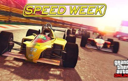 Grand Theft Auto 5 Online Is Offering Triple Rewards For Parachute Races As Part Of Speed Week
