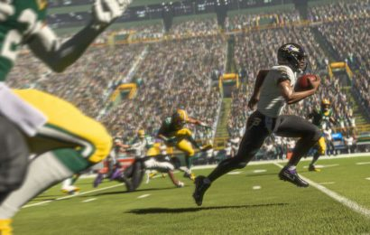 Madden 21 And FIFA 21 Look Stunning In These New 4K Images