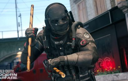 Call Of Duty: Warzone Squad Snags Victory With Just Kali Stick Kills