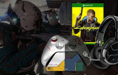 Enter To Win A Cyberpunk 2077 Bundle For Xbox*