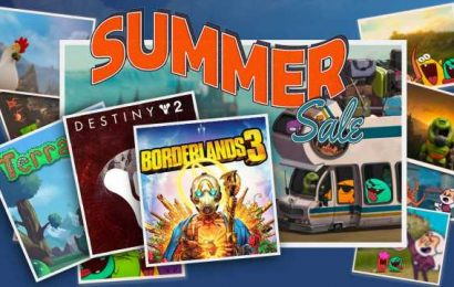 Steam's 2020 Summer Sale Is Live With Skyrim, Terraria, GTA 5, And More