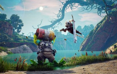 Biomutant Shows Off Fast Combat, Massive Monsters, And A Large World In New Gameplay
