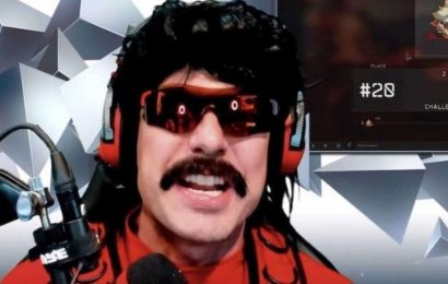Dr Disrespect Addresses Twitch Ban, Claims To Not Know Reason
