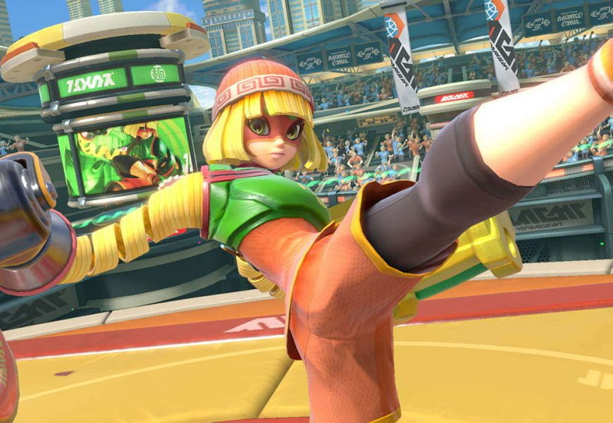 Smash Bros. Ultimate's Min Min DLC And 8.0 Update Arrive Today