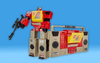 Cool New Vintage Transformers Action Figure Available To Pre-Order Now