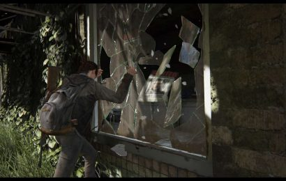 The Last Of Us Part 2 Sound Designer Explains How They Made Breaking Glass Sound So Good