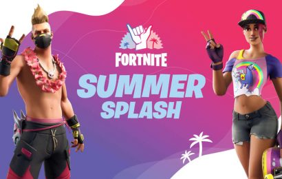 Fortnite Summer Splash Events Adds Loads Of New Skins And LTMs