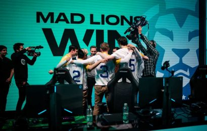 MAD Lions secure first in LEC standings with win over Rogue