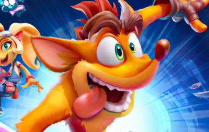Crash Bandicoot tops poll as most-requested Smash Ultimate DLC