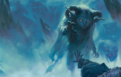 Dungeons & Dragons' next campaign mashes The Thing with a hellish take on Frozen