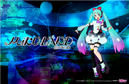 Miku Land Gate is a VR World Opening This Summer Dedicated to Hatsune Miku
