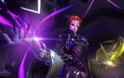 How to play Moira, Overwatch's mobile AOE healer
