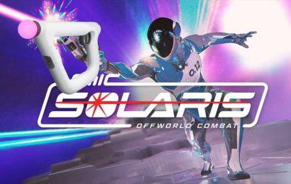 Solaris: Offworld Combat Aim Controller Support Confirmed For PSVR
