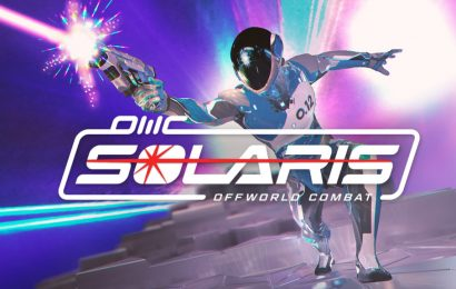 Solaris Offworld Combat Will get a SteamVR Version