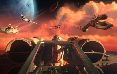 Star Wars: Squadrons Gameplay Debut Outlines Game Modes