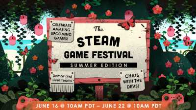 Steam's Summer Game Festival Features 30+ VR Demos to Play