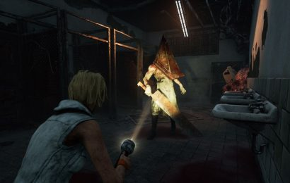 Dead by Daylight devs deny nerfing Pyramid Head's ass