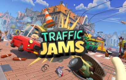 Traffic Jams Signals September Launch on Oculus Quest, Playstation VR & PC VR