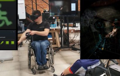 WalkinVR's Solution Removes Physical Disability Barriers to VR Gaming